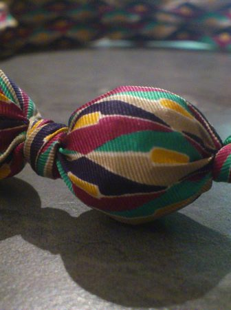 Cravatta Girocollo