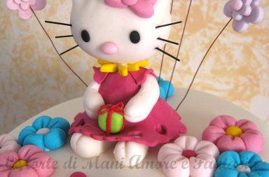 Torta Hello Kitty