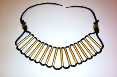 Straws Necklace
