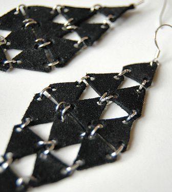 Leather Jewels