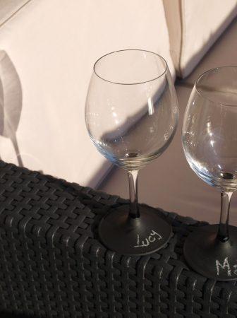 Bicchiere Segnaposto