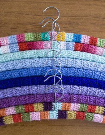 Appendiabiti Crochet
