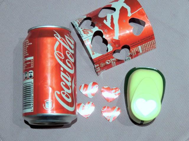 riciclo coca-cola
