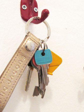 Colored Keys