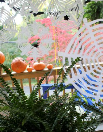 Spiderweb Kirigami