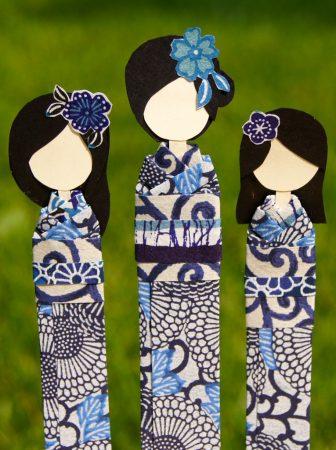 Dolls bookmark