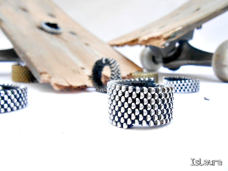 zip jewellery diy