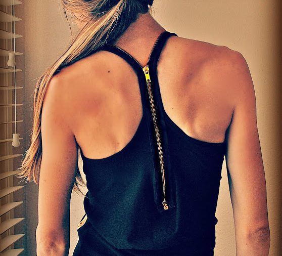Zipper Clothing