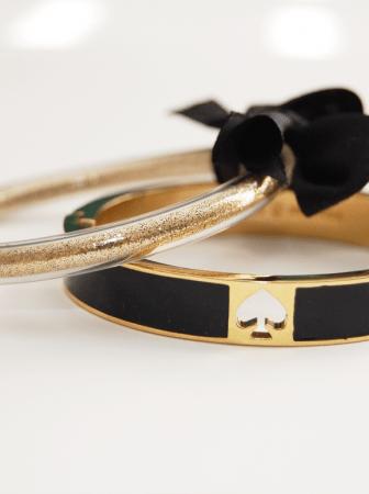 Vinyl Tube Bracelet