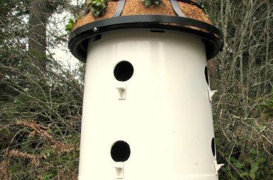 Plant Pot Bird House