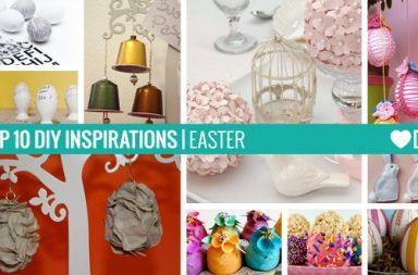 10 Ispirazioni – Pasqua creativa