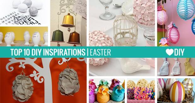 cucina ispirazioni Decorazioni : 10 Ispirazioni - Pasqua creativa - Passion DIY
