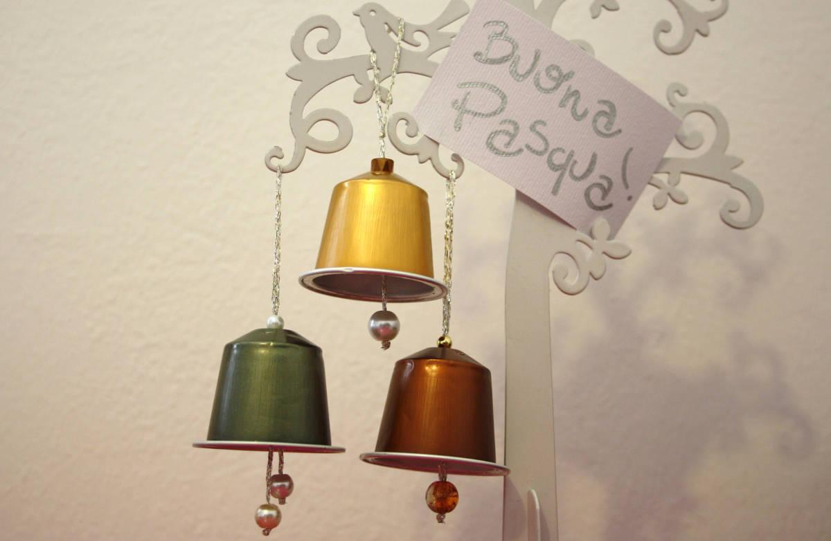 Molto Tutorial Campanelle con capsule nespresso - Passion DIY NW18