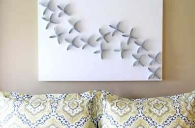 Paper Wall Art