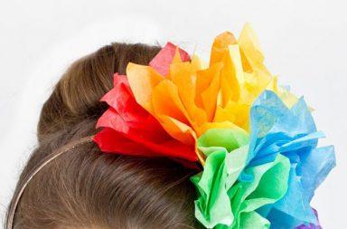 Raimbow Headband