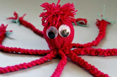Octopus Yarn