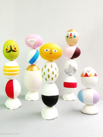 Sculture con le Uova