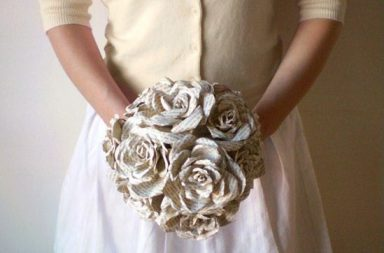 Eco Bouquet Sposa