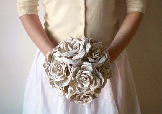 Eco Bouquet Sposa