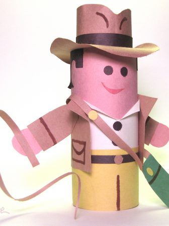 Indiana Jones Craft Project