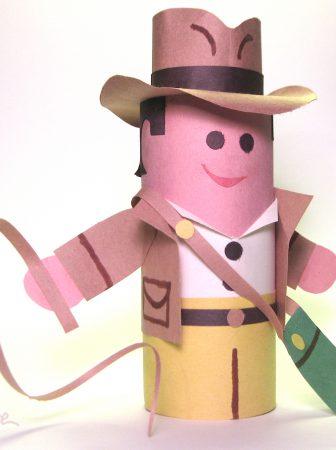 Indiana Jones Craft Project