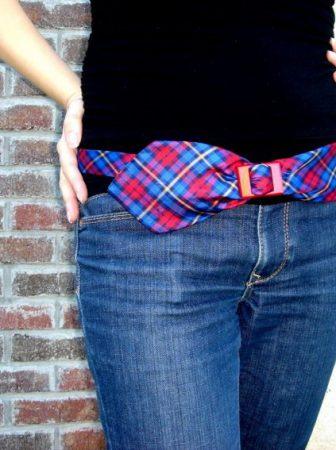 Necktie Belts