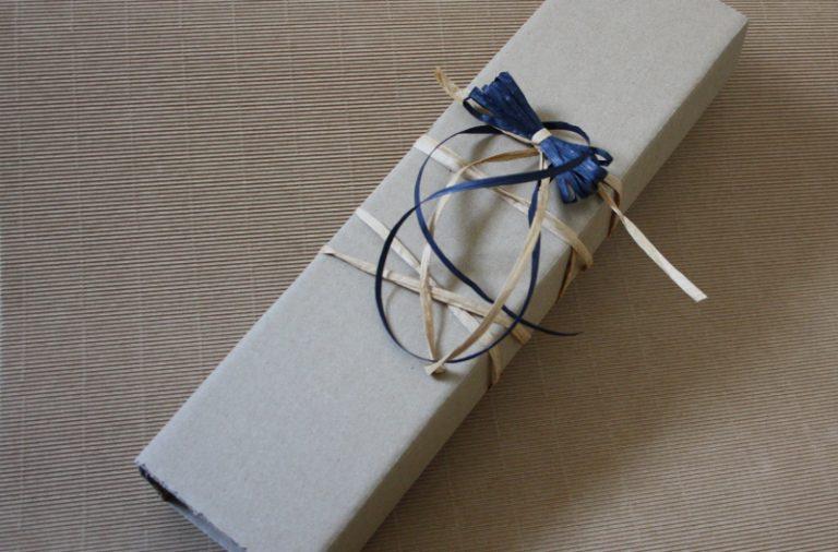 Tutorial riciclo cartone: un packaging facile ed originale