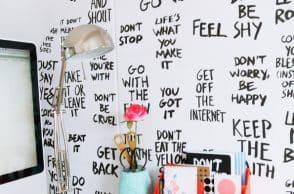 Wall Written