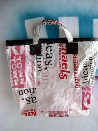 Fusing Plastic Bag