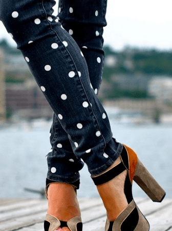 Denim Pois