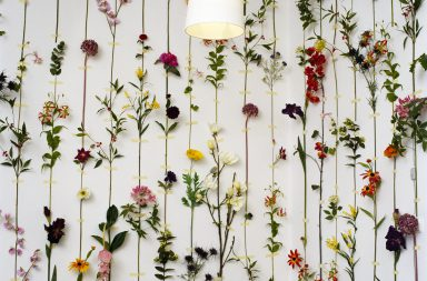 Flowers Wall Decor