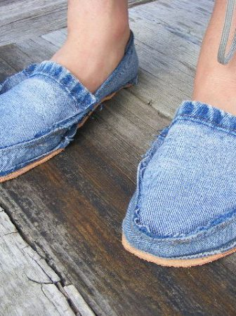 Mocassini Jeans