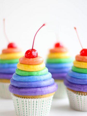 Cupcakes Multicolor