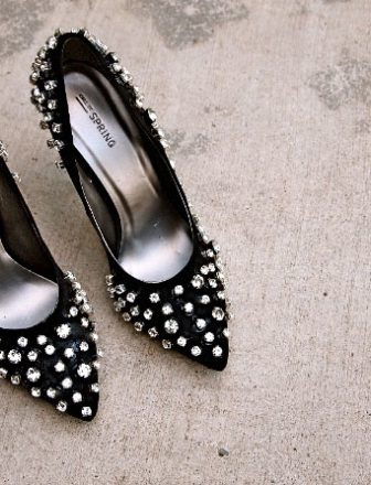Strass Shoes