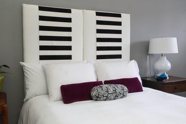 Testiera letto intercambiabile passion diy - Testiera letto moderna ...