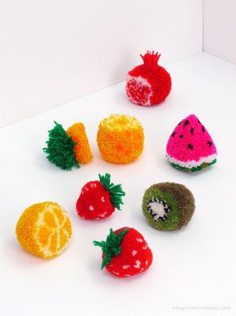 Frutta Pom Pom