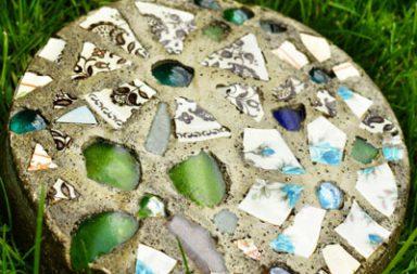 Mosaico Segnapasso