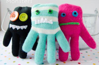 Glove Monsters