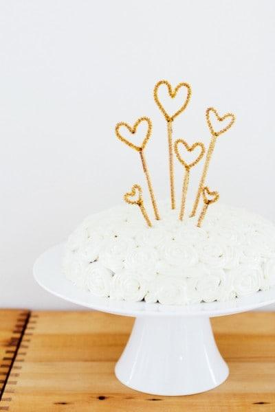 Decorazioni torte fai da te