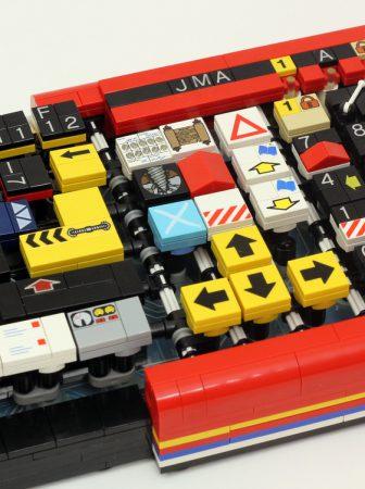 LEGO Computer Keyboard
