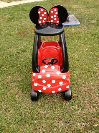 Minnie Car