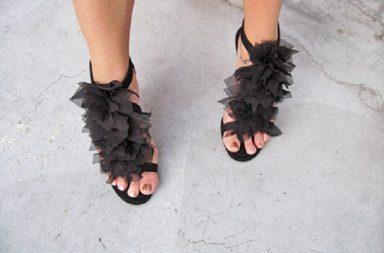 Sandali Alta Moda Fai da Te