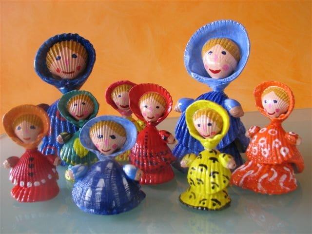 bambole-di-conchiglie