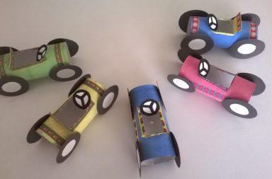 Macchine Ecologiche per Bambini