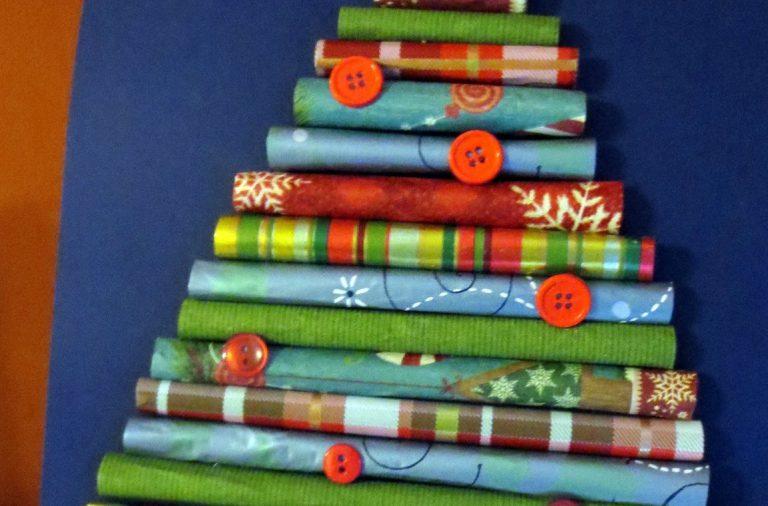 Biglietti di Natale con le carte regalo