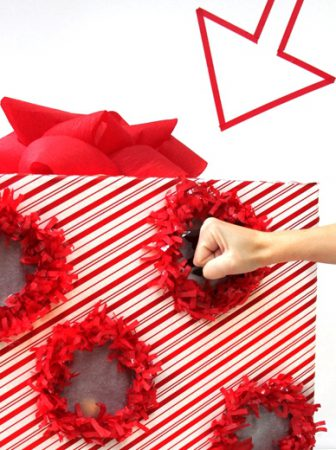 Pacco-regalo per Calendario dell'Avvento
