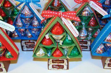 Confezione per Cioccolatini Fai da Te