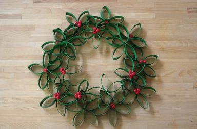 ghirlanda-natalizia-di-carta