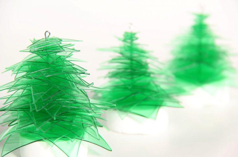 Alberelli ecologici per un Natale green