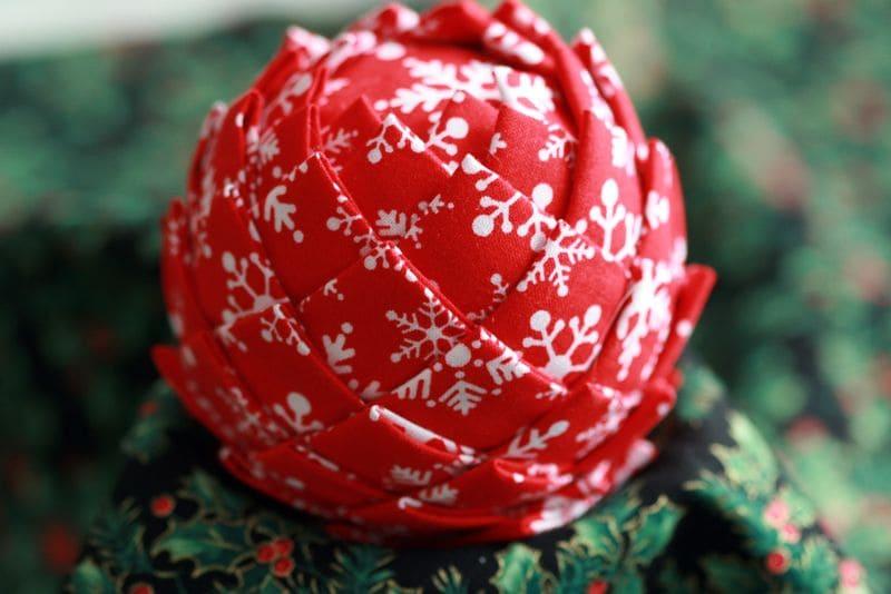 Molto Addobbi di Natale con palline di polistirolo - Passion DIY AQ28